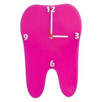 Relógio de Parede Dente Rosa - Agir