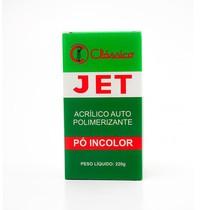 Resina Acrílica Autopolimerizável Jet Pó - Clássico