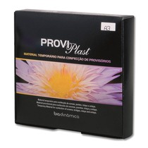 Resina Bisacrílica Proviplast A3 - Biodinâmica