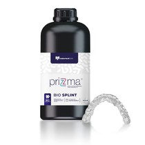 Resina para Impressora 3D Prizma Bio Split DLP/LCD/SLA Transparente - Makertech Labs