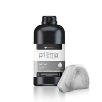 Resina para Impressora 3D Prizma Ortho DLP Branco Gesso - Makertech Labs