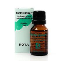 Resina Acrílica Refine Bright Líquida - Kota