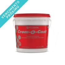 VENC 28/10/2021 - Revestimento Crom-O-Cast - Polidental