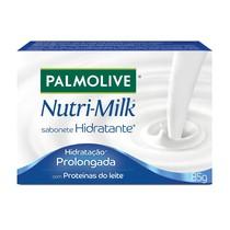 Sabonete em Barra Palmolive Nutri-Milk - Colgate