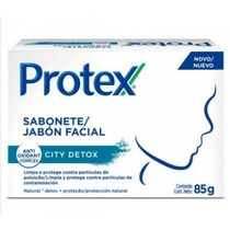 Sabonete Facial Protex City Detox - Colgate