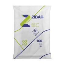 Saco para Lixo Hospitalar Branco 100L 30Kg - Zigbag
