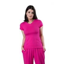 Scrub Blusa Dry Fit Pink - Namastê
