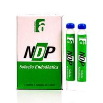 NDP Solução Endodôntica - Fórmula e Ação