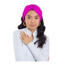 Touca Feminina 2 em 1 Ohana Pink - Dra. Cherie