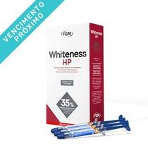 VENC 29/10/2021 - Kit Clareador Whiteness HP + Kit Clareador Perfect 16% - FGM