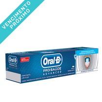 VENC 30/09/2021 - Creme Dental Pró-Saúde Advanced - Oral-B