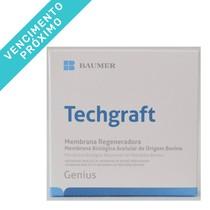 VENC 30/12/2021 - Membrana Biológica Bovina Techgraf 20x30mm - Baumer